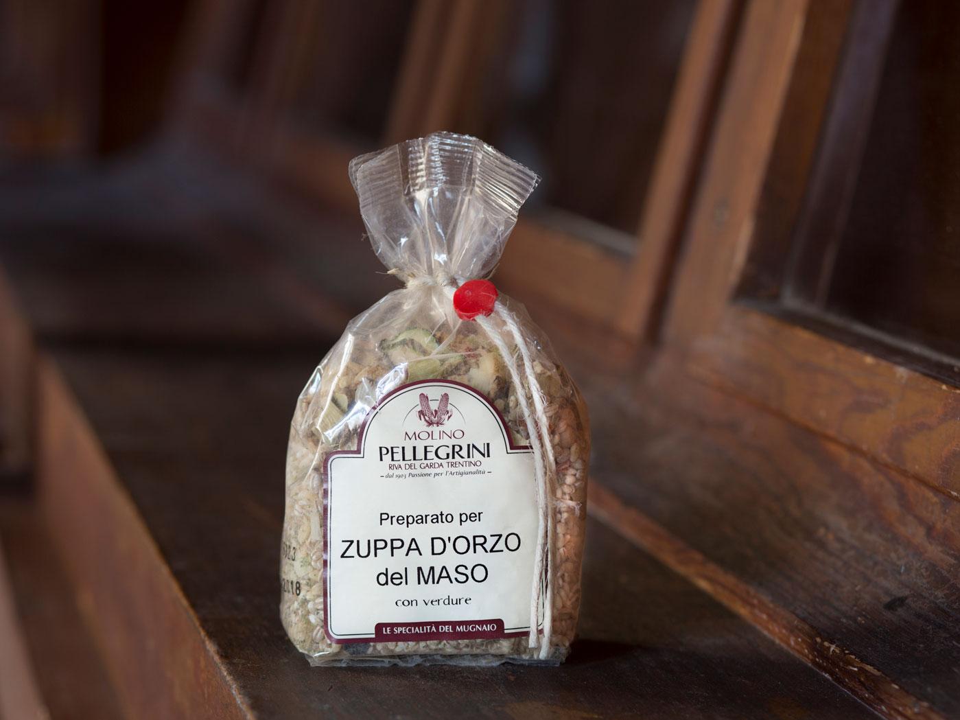 Zuppa d'Orzo del Maso